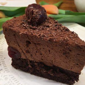 Csokoládé mousse-torta-2